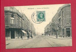 C.P. Charleroi = Avenue  De  Waterloo - Charleroi