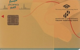 Pays Bas Jeugdzorgpas Health Care Card Dummy - Ausstellungskarten