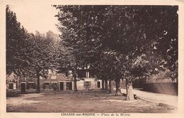 CHASSE SUR RHONE - Place De La Mairie - France