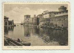 LIVORNO - FORTEZZA VECCHIA 1940 VIAGGIATA  FG - Livorno