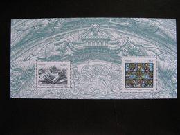TB B.F.souvenir N° 109 : Basilique De Saint-Denis , Sans Encart, Neuf XX. - Blocs Souvenir