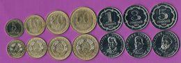Tajikistan Set Of 7 Coins - 2019 - 5 Diram - 5 Somoni - Tadjikistan