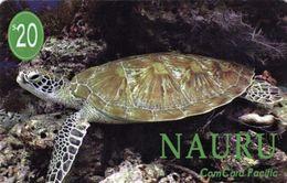 *NAURU* -  Scheda Usata - Nauru