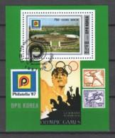 Korea North 1987 Mi Block 227 SUMMER OLYMPICS GERMANY 1936 - Summer 1936: Berlin
