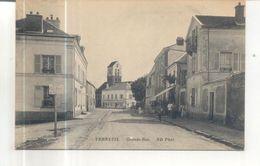 Verneuil, Grande Rue - Verneuil Sur Seine