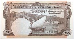 Yémen (Rép. Démocratique) - 250 Fils - 1965 - PICK 1b - NEUF - Yemen