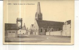 Limay, Eglise Et Place De La République - Limay
