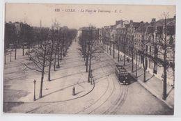 LILLE (Nord) - La Place De Tourcoing - Lille