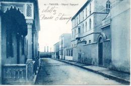 MAROC  TANGER  HOPITAL ESPAGNOL - Tanger