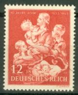 Deutsches Reich 859 **  Postfrisch - Germania