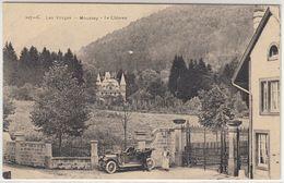 88 MOUSSEY  Le Château - Moussey