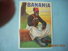 CLOUET    10398  BANANIA  TIRAILLEUR - Advertising
