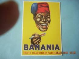 CLOUET    10399   BANANIA  TETE - Advertising