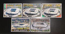 Lotto Cartoline Stadio Allianz Stadium, Torino / Postcard Stadium / Stade / Stadion / Estadio / 12x17cm - Calcio