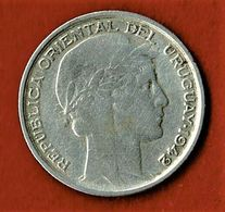 URUGUAY / 20 CENTESIMOS  / 1942 - Uruguay