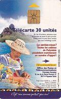 "FRENCH POLYNESIA - Annuaire ""98, Tirage 50000, 06/98, Used - Polynésie Française"