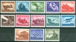 Deutsches Reich 873/85 ** Postfrisch - Germania