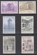 Belgique N° 2054 - 2059 *** Gosselies - Termonde - Stavelot - Villers-la-Ville - Grammont - Beveren - 1982 - Unused Stamps