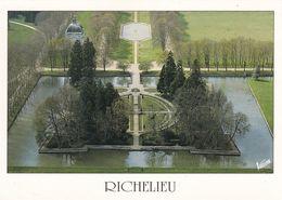 37, Richelieu, Cité Du Cardinal, La Roseraie - France
