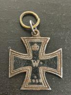 Allemagne Medal Militaire WW1, Croix De Fer - 1914-18
