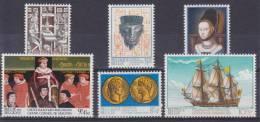 Belgique N° 1677 - 1682 *** Historique I - 1973 - Unused Stamps
