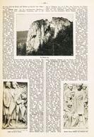 Die Küssende Sau U.a. /  Artikel, Entnommen Aus Zeitschrift / 1912 - Libri, Riviste, Fumetti