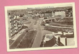 C.P. Charleroi =  Panorama  Sur  Porte  De  Waterloo - Charleroi