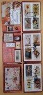 """2020 - CARNET """"UN CABINET DE CURIOSITES"""" - OBLITERE 1er JOUR - PARIS - 06.03.2020 - Used Stamps"""