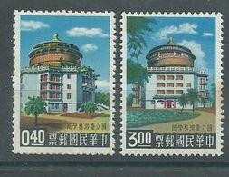 200035559  FORMOSA YVERT   Nº  309/10  */MH - 1945-... République De Chine