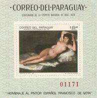 PARAGUAY - BLOC N°132 ** (1969) Tableau De Goya - Paraguay