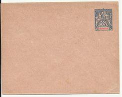 INDOCHINE ENTIER POSTAL ACEP N° EN 15 ENVELOPPE Dim 123 X 96 Mm - Indochina (1889-1945)