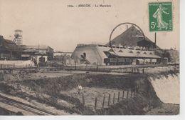 CPA Abscon - La Marnière - Francia