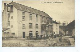 Yvoir La Cour Des Jeux Et La Buanderie - Yvoir