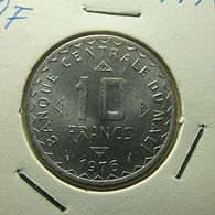 Mali 10 Francs 1976 - Mali (1962-1984)