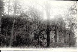 63  Eglise Bellaigue - Vue Extérieure Du Bras Droit Du Transept De L' église Ou Sont Les Tombeaux De Sire De Bourbon - France