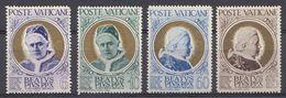 Vatican 1951  Mi.nr.: 174-177 Seligsprechung Von Papst Pius X  Neuf Sans Charniere-MNH-Postfris - Neufs