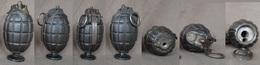 Grenade Mills N'23,uk,ww1,#para,us,obus - 1914-18