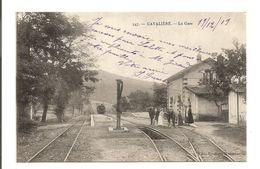 VAR 83  CAVALIERE  La Gare - Altri Comuni