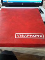 COFFRET VISAPHONE INTERPRETE ENGLISH 1969 - Schule/Unterricht