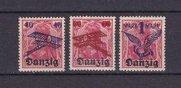 Danzig - 1920 - Michel Nr. 50/52 - Postfrisch - Danzig