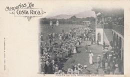 ***  Mémorias De Costa Rica - Fiesta De Los Arboles SAN JOSE - Costa Rica