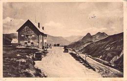 Le Refuge Du Col D'ALLOS - Les Alpes Pittoresques - France