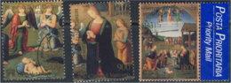 Vatican 1999. ~ YT 1178/80 - Lo Spagna - Noël - Vatican