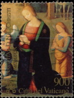 "Vatican 1999. ~ YT 1179 - Lo Spagna ""Vierge Marie"" - Vatican"