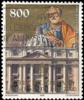Vatican 2000. ~ YT 1181 Par 2 - Saint Pierre Et Saint Pierre - Vatican