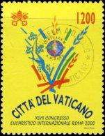 Vatican 2000. ~ YT 1197 - 47° Congrès Eucharistique. Rome - Vatican