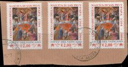 Vatican 2004. ~ YT 1333 Par 3 - Vierge Du Rosaire - Vatican