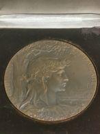 Médaille Exposition Universelle 1900, Signé Chaplain. VAN MASSENHOVE - Other