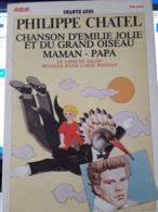 POCHETTE PHILIPPE CHATEL  REF 8618 - Kinderlieder