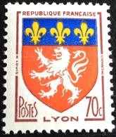 N° 1181    NEUF ** SANS  CHARNIÈRE ( LOT:1565 ) - 1941-66 Escudos Y Blasones